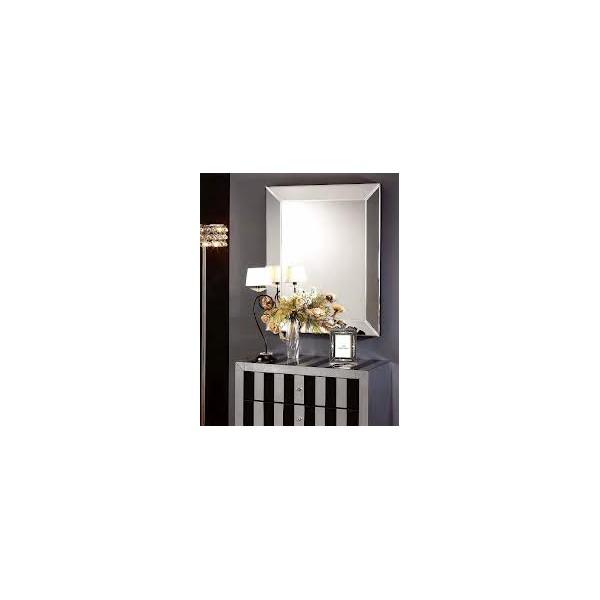 Espejo pared 950 mm x 75 mm