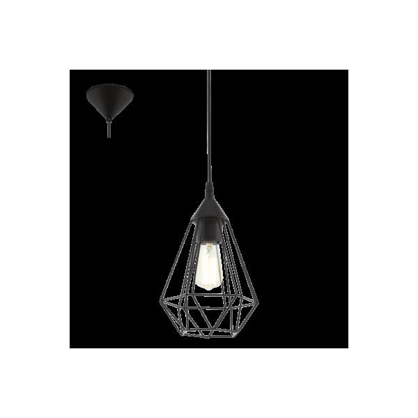 Lámpara techo Tarbes 60W