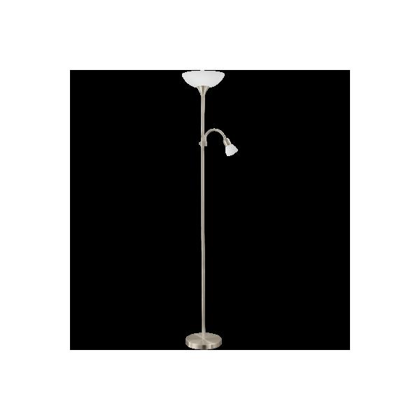 Lámpara de pie Led Bronce