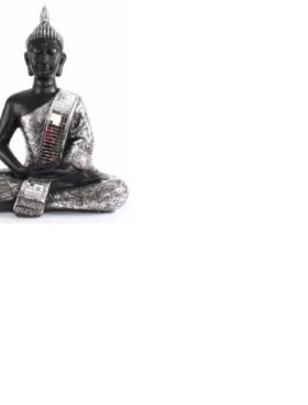 Figura Buda resina piedra