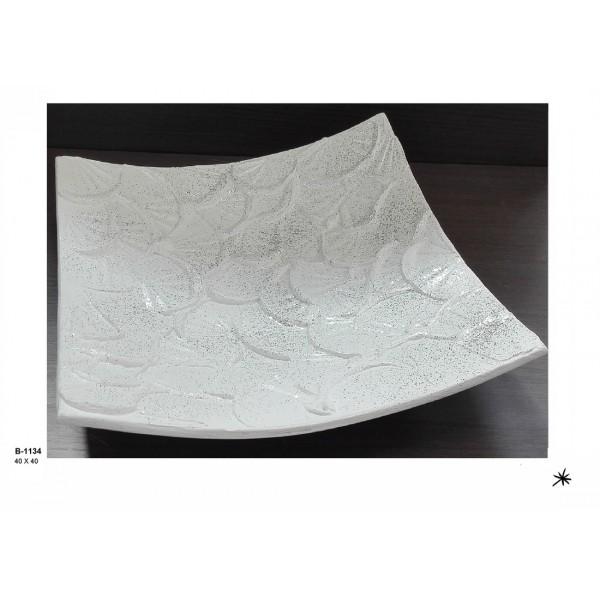 Centro mesa cerámica 40x40
