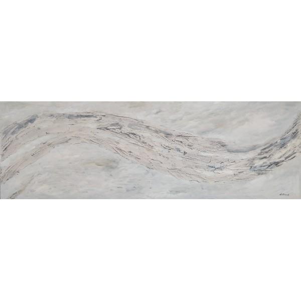 Cuadro manta relieve 50x150