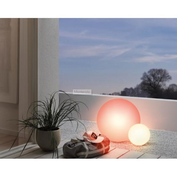 Lámpara exterior 1XE27 IP65