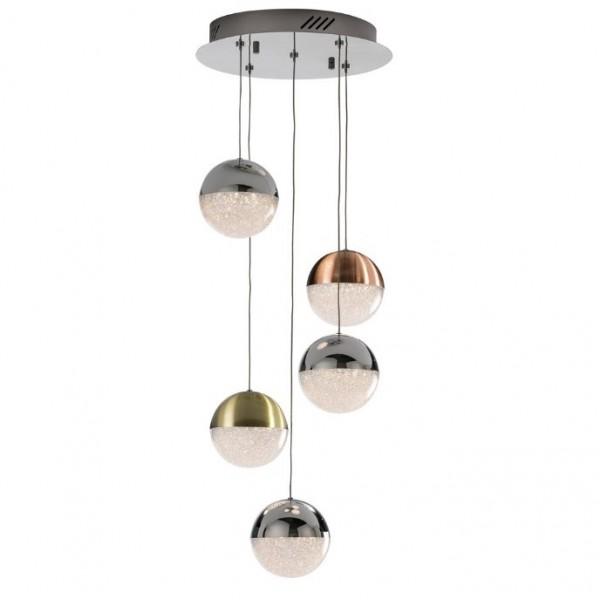 LAMPARA LED 5 LUCES