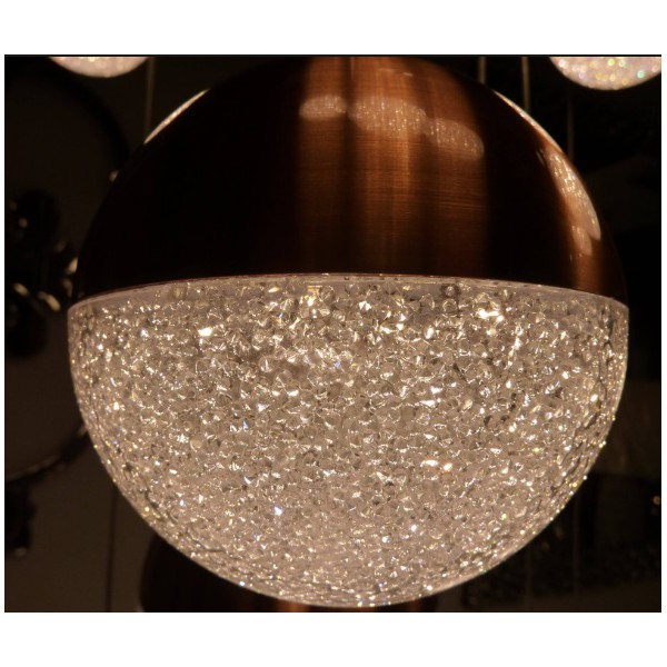LAMPARA LED 4 LUCES