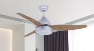 Diez razones porque comprar un ventilador de techo.